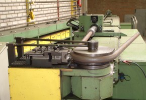 3D CNC Doornbuigmachine Ø70mm