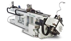 3D CNC Doornbuigmachine Ø32mm