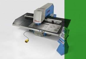 CNC ponsnibbelmachine
